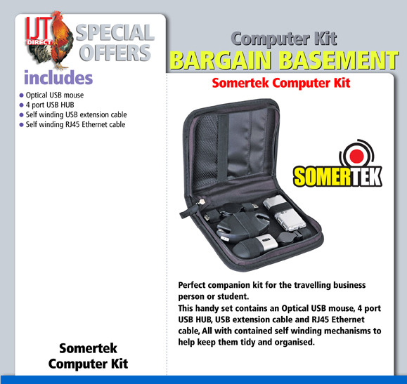 Somertek Computer Kit