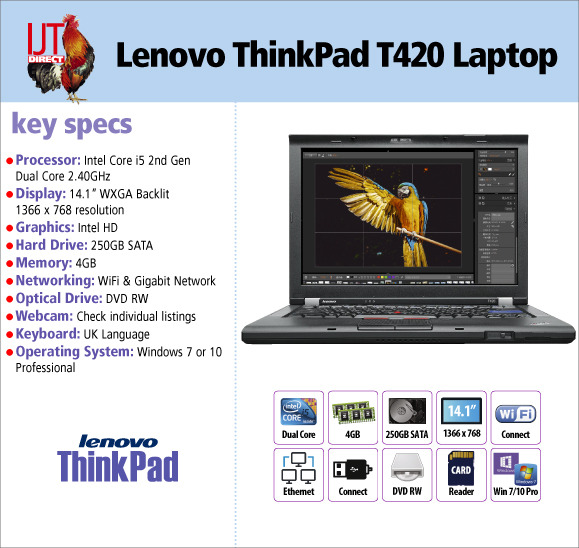 Lenovo Thinkpad T420 14.1\