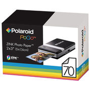 Polaroid Zinc Paper For the Polaroid PoGo Printer PK 70 sheets