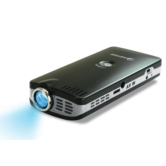 Buy aiptek t15 pocket cinema projector at ijt direct for Where to buy pocket projector