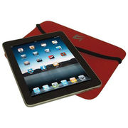 10 inch neoprene netbook/ipad sleeve reversible