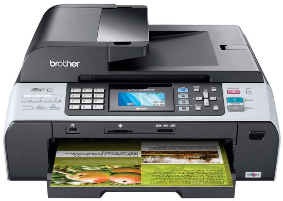Buy Brother MFC5890CN A3 printer, A4 scanner, copier, fax at