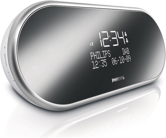 buy philips dab digital clock radio alarm ajb1002 05 at ijt direct. Black Bedroom Furniture Sets. Home Design Ideas