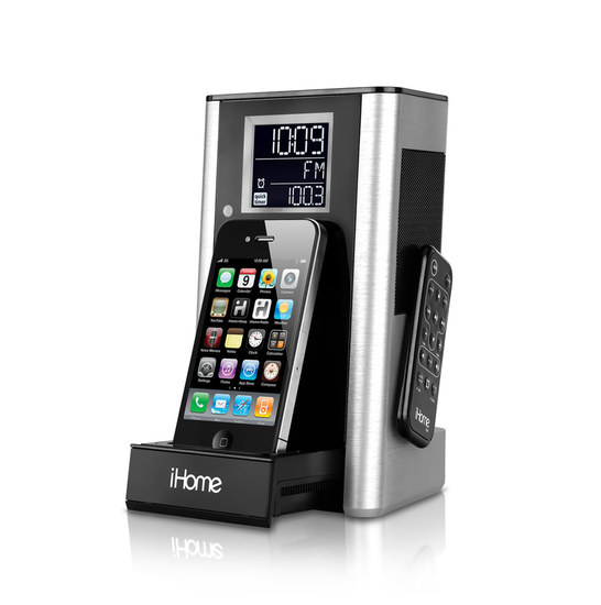 iphone radio tuner buy ihome ip39 kitchen bedroom amp office ipod iphone 3035