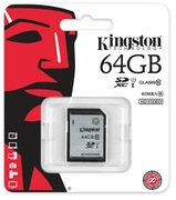 Kingston Canvas Select 64GB SDXC UHS-I