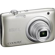Nikon Coolpix A100 20.1 MegaPixel Digital Camera 5 x Optical Zoom 2.7