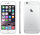 Apple iPhone 6 64GB Wi-Fi Silver 4.7