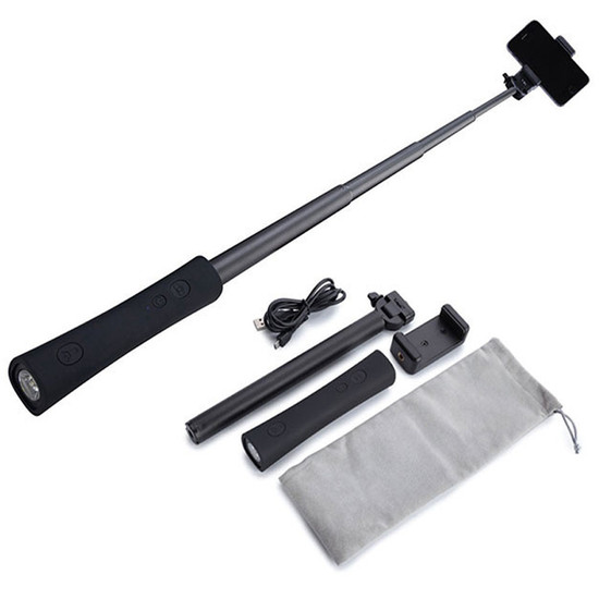 how to set up yunteng selfie stick on android