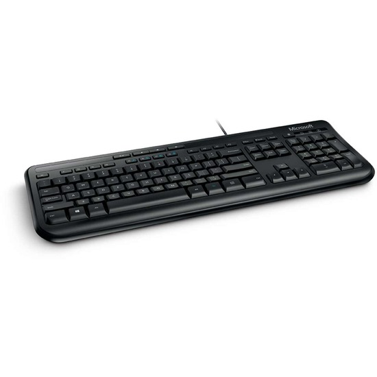 buy microsoft wired keyboard 600 usb keyboard at ijt direct. Black Bedroom Furniture Sets. Home Design Ideas