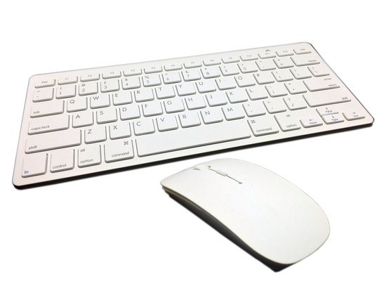 buy apple compatible wireless keyboard mouse set white at ijt direct. Black Bedroom Furniture Sets. Home Design Ideas